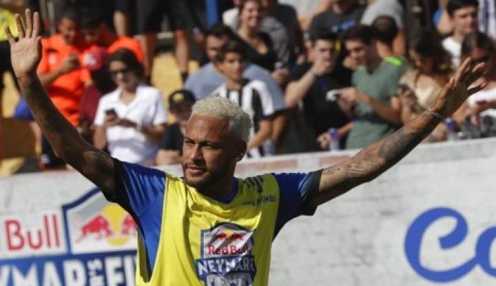 Marcelo Bilang Neymar Lebih Jago dari Eden Hazard - Warta Ekonomi