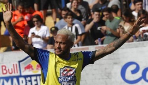 Foto Marcelo Bilang Neymar Lebih Jago dari Eden Hazard