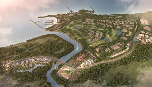 Foto Sinar Mas Land-Citramas Bangun Pusat Ekonomi Digital di Batam