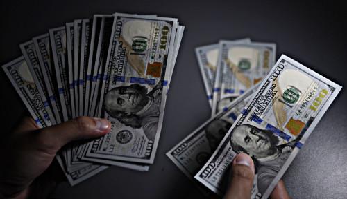 Foto Rupiah Mengalah Lagi dari Dolar AS? Ogah!