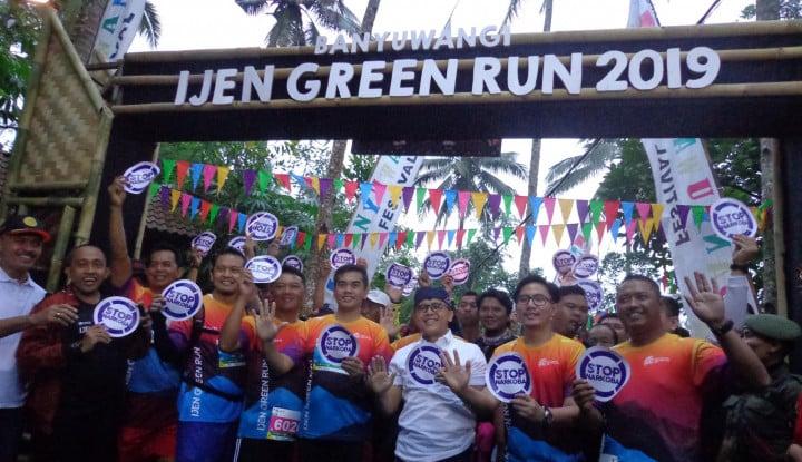 Loket Dukung Pemkab Banyuwangi Wujudkan Destinasi Wisata Olahraga Terfavorit di Indonesia - Warta Ekonomi