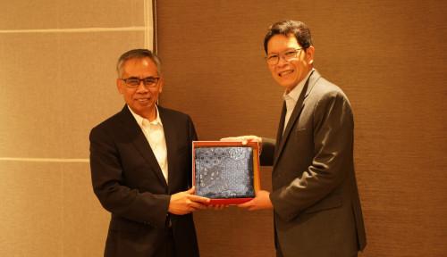 Foto Temui BoT, OJK Perkuat Kerja Sama Sektor Jasa Keuangan dengan Thailand