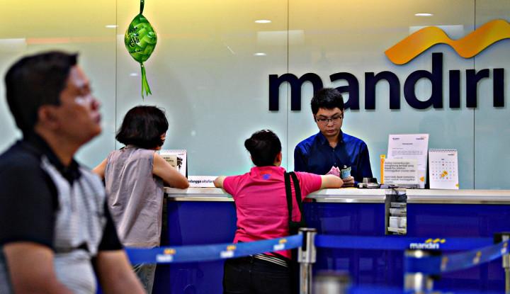 Bank Mandiri: Akibat Kesalahan Sistem, Saldo yang Belum Dikembalikan Nasabah Hampir Rp10 Miliar