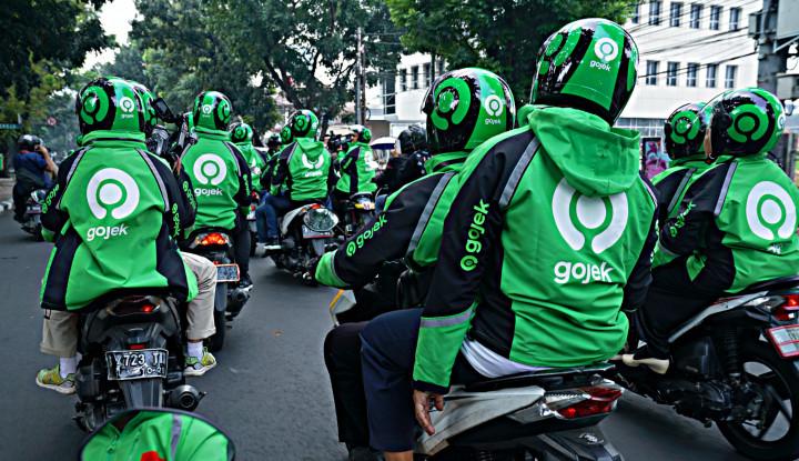Astra x Go-Jek Uji Coba Penggunaan Motor Listrik di Indonesia - Warta Ekonomi
