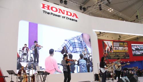 Honda Tebar Diskon Aksesoris hingga 20% di GIIAS