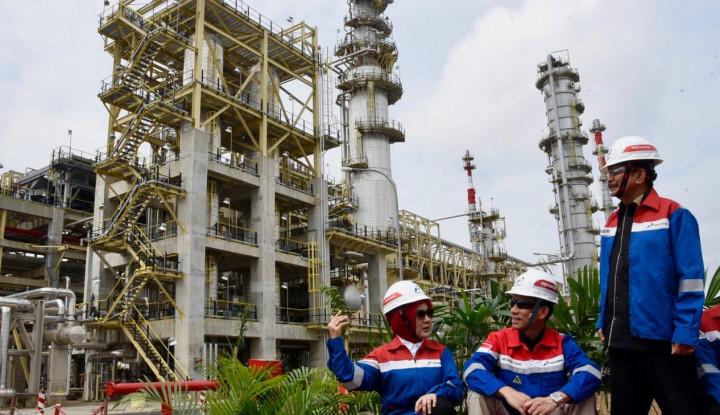 PLBC Rampung, Kapasitas Produksi Pertamax Jadi 1,668 Juta Barel Per Bulan - Warta Ekonomi