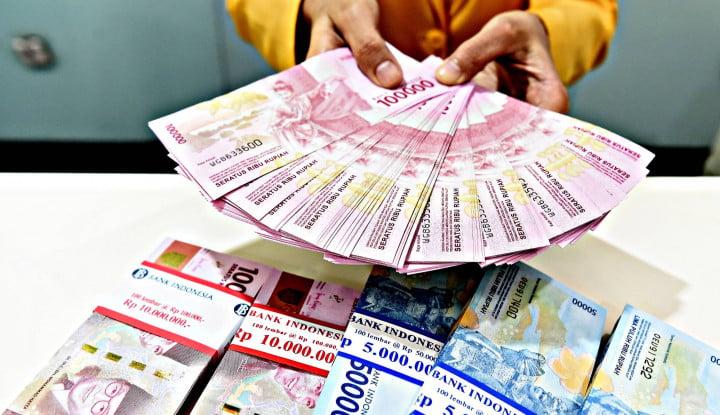 Rupiah Jago Kandang: Unggul di Asia, Keok di Dunia! - Warta Ekonomi