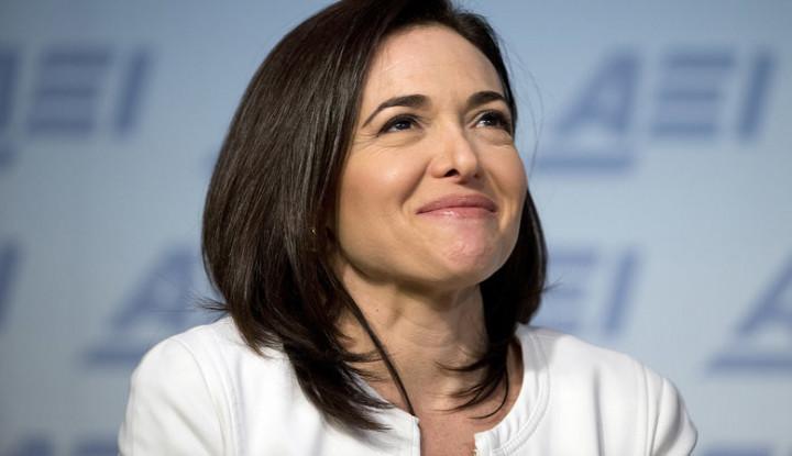 Srikandi Facebook Masuk Daftar Wanita Terkaya di Dunia - Warta Ekonomi