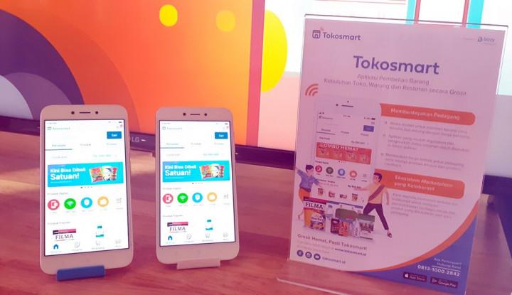 Serupa Warung Pintar, Aplikasi Ini Bantu Tingkatkan Penjualan Toko UMKM - Warta Ekonomi