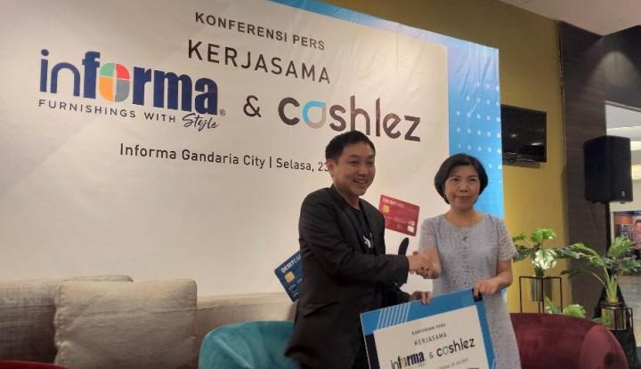 Informa-Cashlez Rilis Mobile Cashier Permudah Transaksi Nontunai - Warta Ekonomi