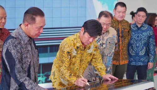 Foto Perkuat Penjualan, Honda Tambah Dealer di Kota Medan