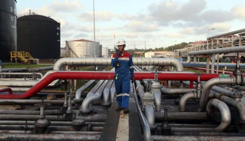 Foto Dorong Energi Terbarukan, Pertamina Targetkan Kapasitas PLTP Sentuh 1.112 MW