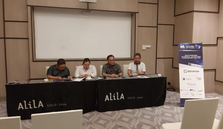 IIA Indonesia Hadirkan 20 Lebih Narasumber di Konferensi Tahunannya - Warta Ekonomi