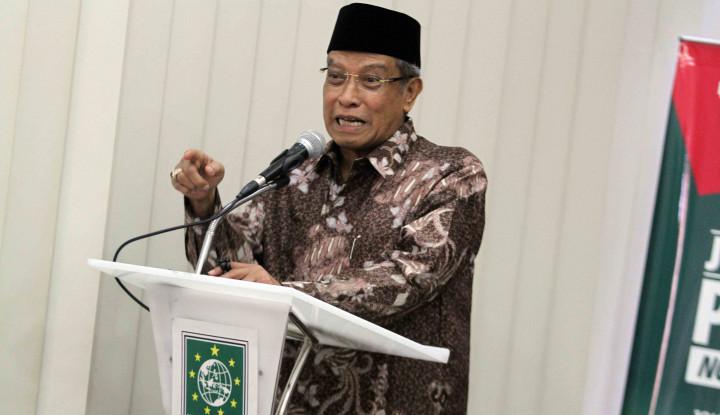 Said Aqil: Beda Suku dan Agama Jadi Sumber Konflik - Warta Ekonomi