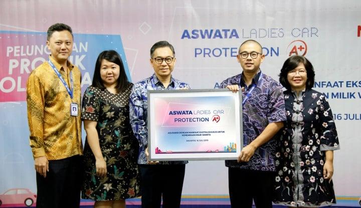 Gandeng MSIG Indonesia, Aswata Luncurkan Asuransi Khusus Wanita - Warta Ekonomi