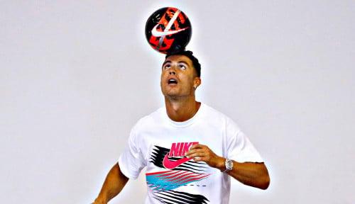 Gokil! Ronaldo Kembali Catat Rekor Baru Sebagai Manusia Pertama dengan 500 Juta Pengikut di Medsos