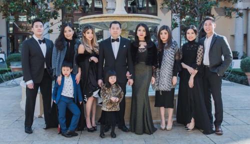Foto Potret Kehidupan Mewah Hary Tanoe dan Keluarga, So Fancy!