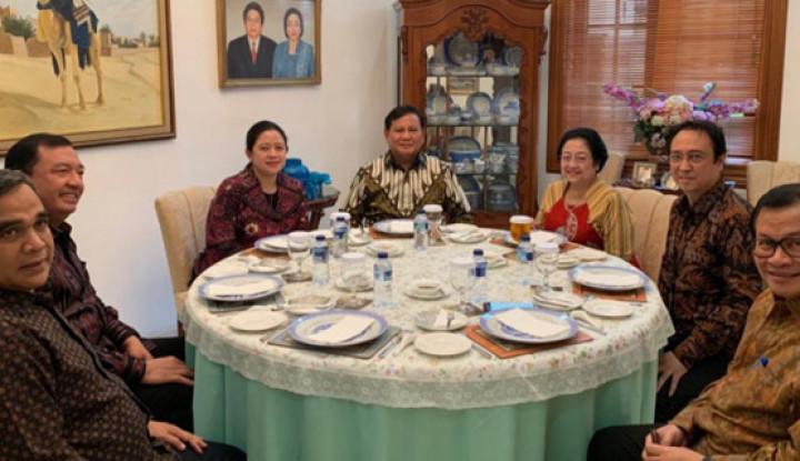 PDIP Usung Prabowo di Pilpres 2024? - Warta Ekonomi