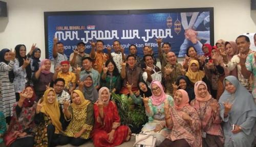 Foto Motivasi Anggota dalam Jalankan Bisnis, CNI Gelar Halal Bihalal di 7 Kota