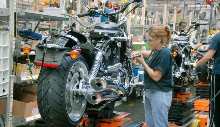 Gak Nyangka! Ternyata Motor Harley Davidson Tercipta dari Gudang Kecil, Begini Kisah Suksesnya - Warta Ekonomi