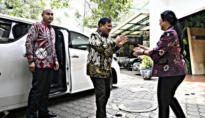 Pilkada Jadi Momentum 'Perkawinan' Prabowo-Puan Maharani?