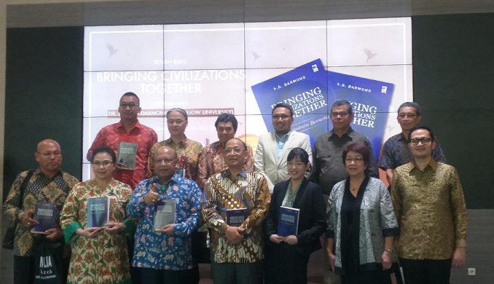 Chairman Jababeka Beri Pandangan Masa Depan Indonesia Lewat Buku