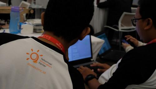 Foto Telkomsel Gelar Kompetisi Akselerasi Perkembangan Ekosistem IoT Indonesia