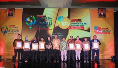 Foto Inilah Para Pemenang Indonesia Most Innovative Business Award 2019