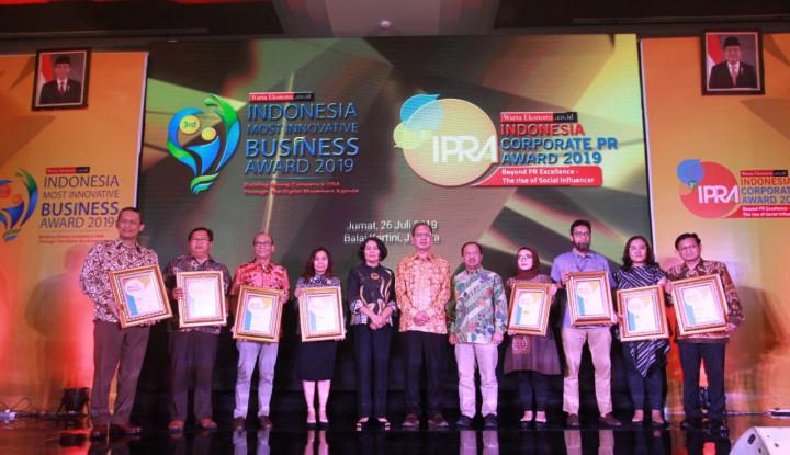 Inilah Daftar Penerima Indonesia Corporate PR Award 2019 - Warta Ekonomi