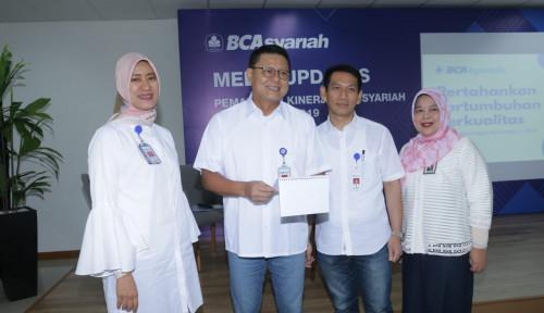 Foto Semester I 2019, Aset BCA Syariah Capai Rp7 Triliun