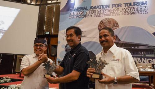Foto Majukan Pariwisata Indonesia, Pemerintah Dukung Konsep Besutan AP II
