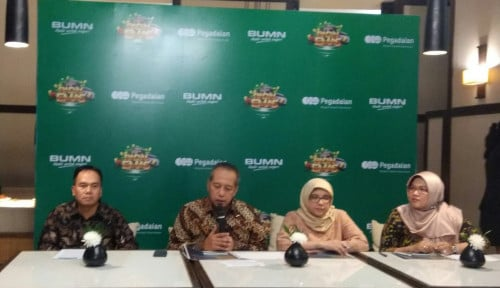 Foto Bikin Nasabah Makin Loyal, Pegadaian Sebar Hadiah Rp10 Miliar