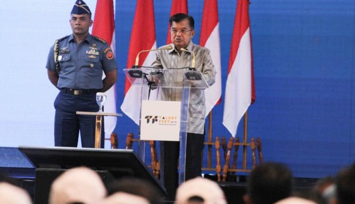 JK: Kelemahan Muslim Indonesia Kekurangan Pengusaha - Warta Ekonomi