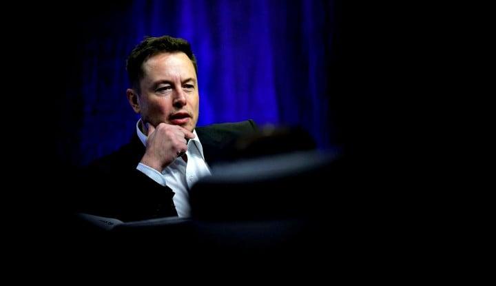 Foto Berita Tesla di China Bermasalah, Bisnis Mobil Listrik Elon Musk Terancam Bahaya!