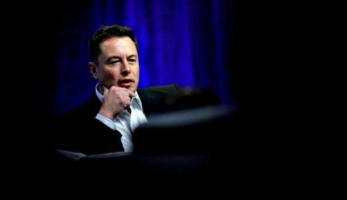Foto Tesla Sukses, Elon Musk Tinggalkan Kebiasaan Buruknya