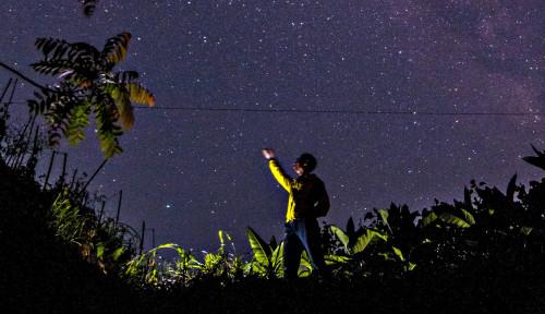 Foto Wow, Ada Ledakan Super Besar Terjadi di Alam Semesta