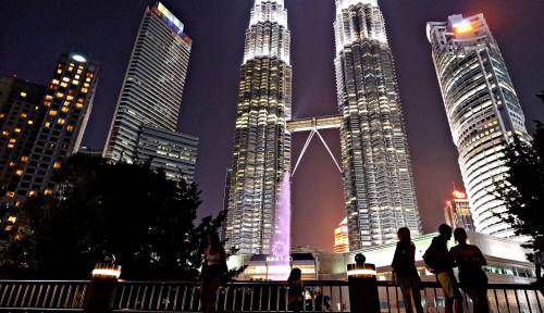 Foto Banyak Warga Hong Kong Ingin Tinggal di Malaysia