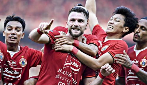 Foto Bersua Kalteng Putra di Laga Terakhir Liga 1 2019, Persija Tak Mau Anggap Enteng Lawannya