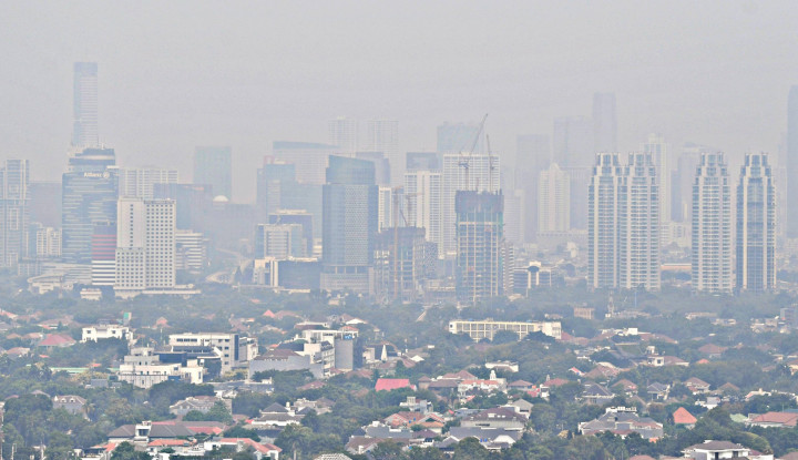 Kualitas Udara di Jakarta Buruk, Dokter Sarankan... - Warta Ekonomi