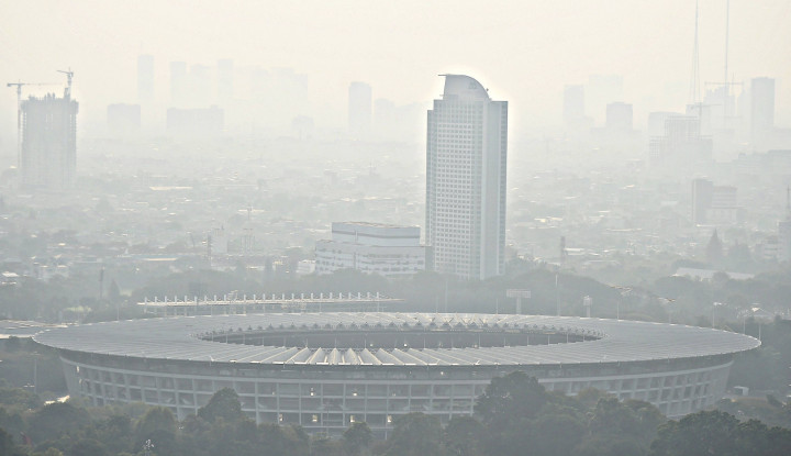 Waspada, Polusi Udara Bisa Sebabkan Penyakit Mata - Warta Ekonomi