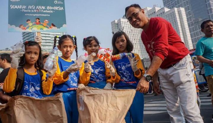 Kurangi Penggunaan Plastik, Begini Cara Asuransi Jasindo - Warta Ekonomi
