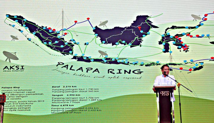 Jokowi Tunda 'Gunting Pita' Tol Langit, Karena Insiden Wiranto? - Warta Ekonomi