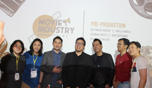 Foto Sinar Mas Land-Creative Nest Dukung Sineas Perfilman melalui Movie Industry Talks