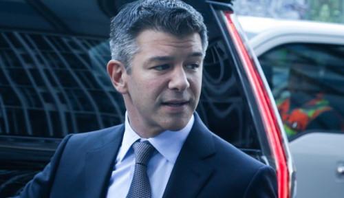Foto Uber Tutup Kantor di LA, Begini Kisah Pendirinya yang Didepak dari Perusahaannya Sendiri