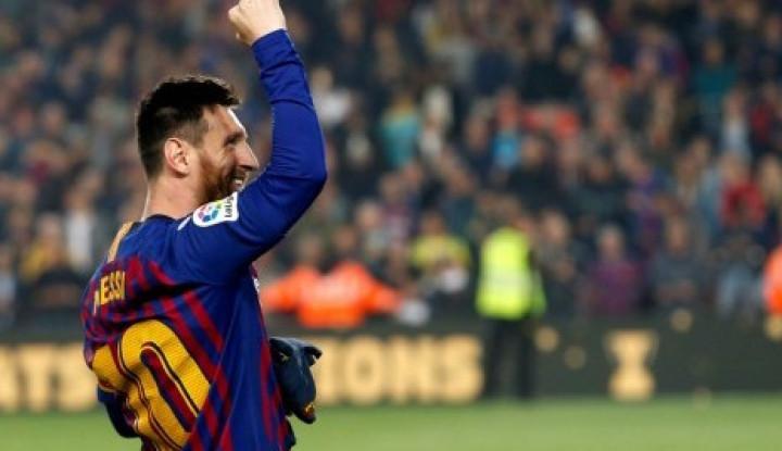 Barcelona Agresif Belanja Pemain, Antisipasi Messi Pindah - Warta Ekonomi