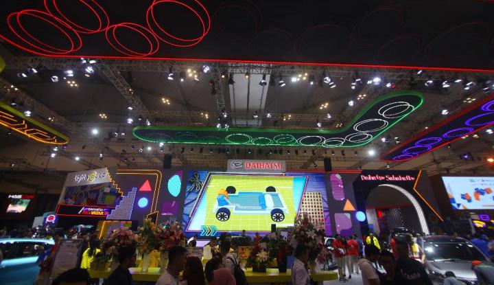 Daihatsu Bukukan SPK 701 Unit di Arena GIIAS 2019 - Warta Ekonomi