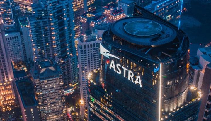 Astra Internasional Gencar Digitalkan Tiap Bisnisnya - Warta Ekonomi