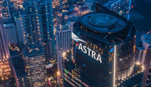 Foto Menarik! Penjualan Mobil Terkontraksi 8,14%, Tapi Saham Astra Diborong Asing