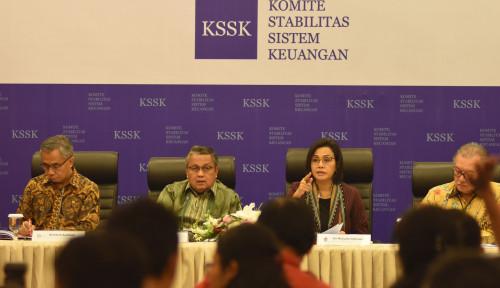 Meski Stabilitas Sistem Keuangan Terjaga, KSSK Tetap Waspadai Ini