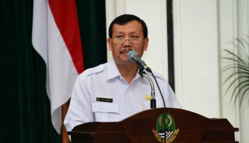 Foto KPK Dukung Rencana Kang Emil Copot Iwa Karniwa